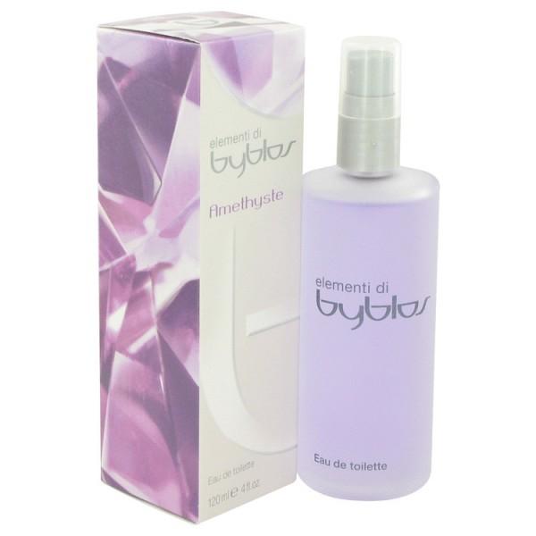 Byblos - Amethyste : Eau de Toilette Spray 4 Oz / 120 ml