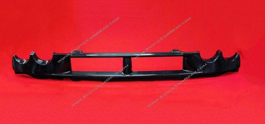 Exotic Car Gear ECG-FER-RCCG Carbon Fiber Rear Taillight Panel Grill Assembly Ferrari F430