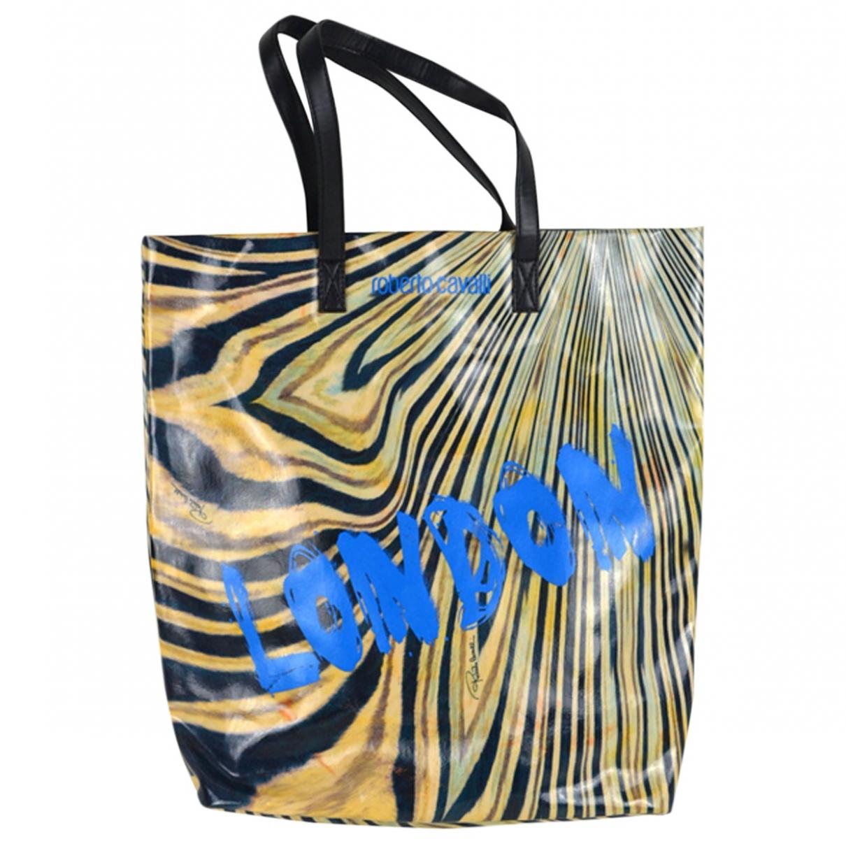 Roberto Cavalli \N Handtasche in  Bunt Kunststoff