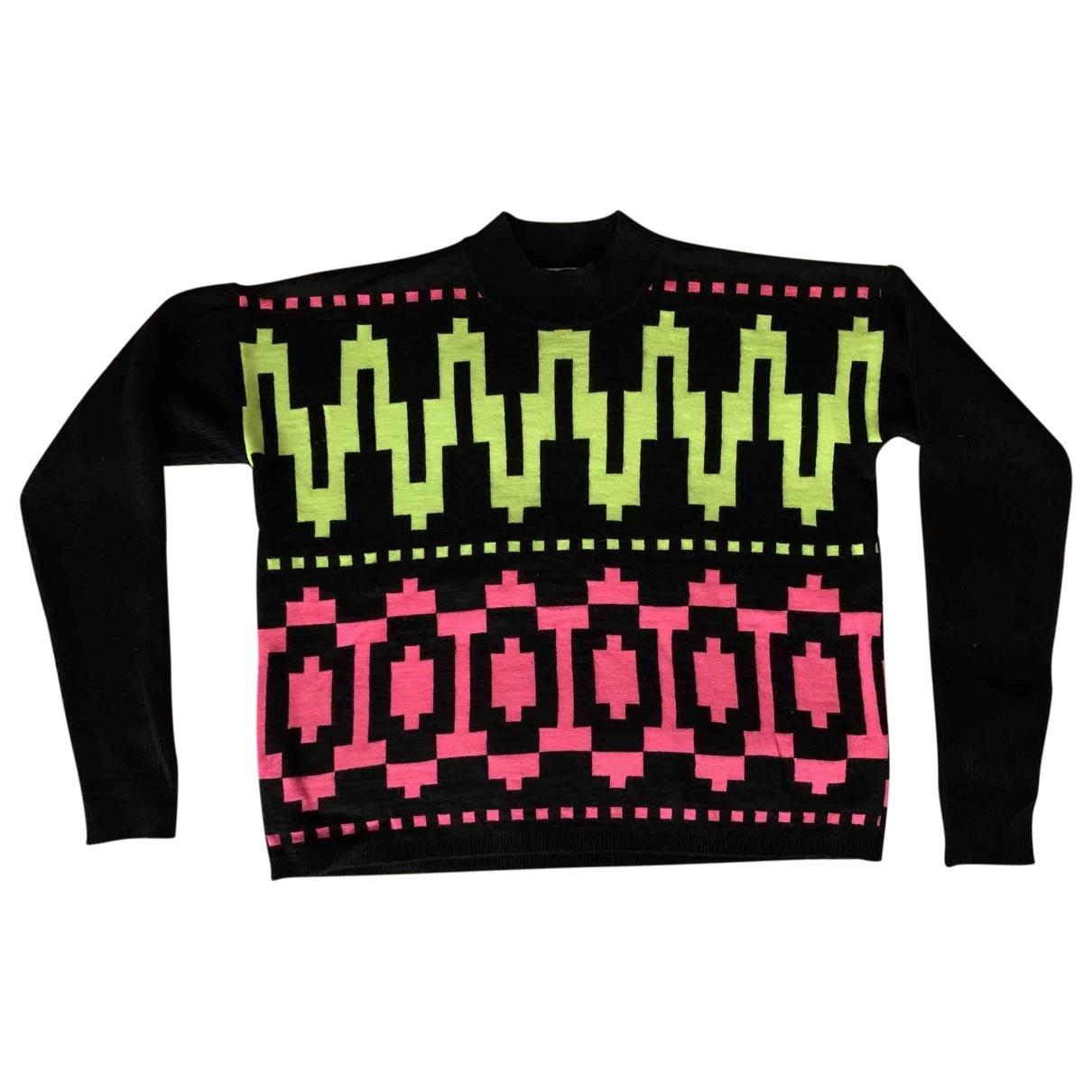 Tak Ori \N Black Wool Knitwear for Women One Size International