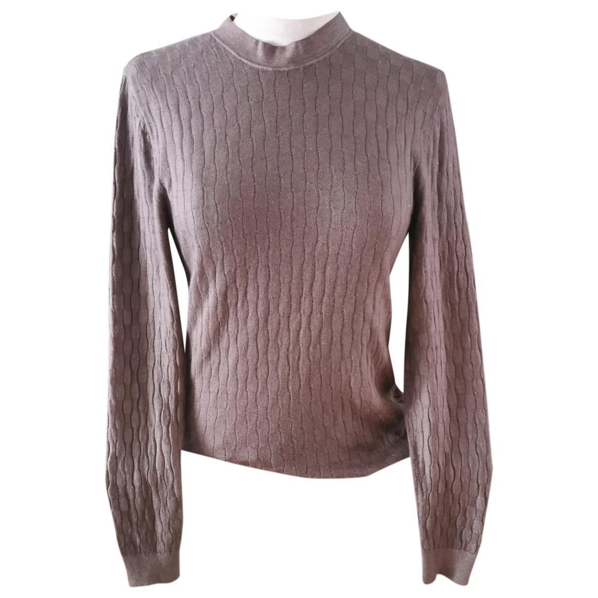 Louis Vuitton - Pulls.Gilets.Sweats   pour homme en cachemire - marron