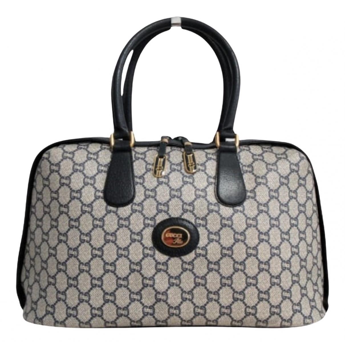 Gucci N Grey Cloth handbag for Women N