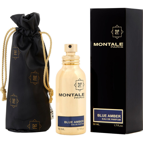 Blue Amber - Montale Eau de Parfum Spray 50 ml