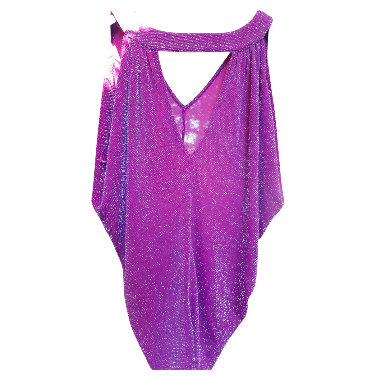 Guess - Pull   pour femme - violet