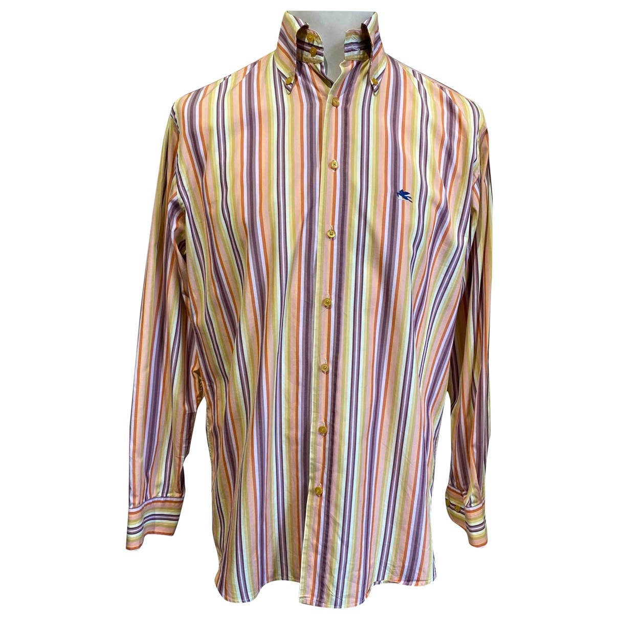 Etro \N Hemden in  Bunt Baumwolle
