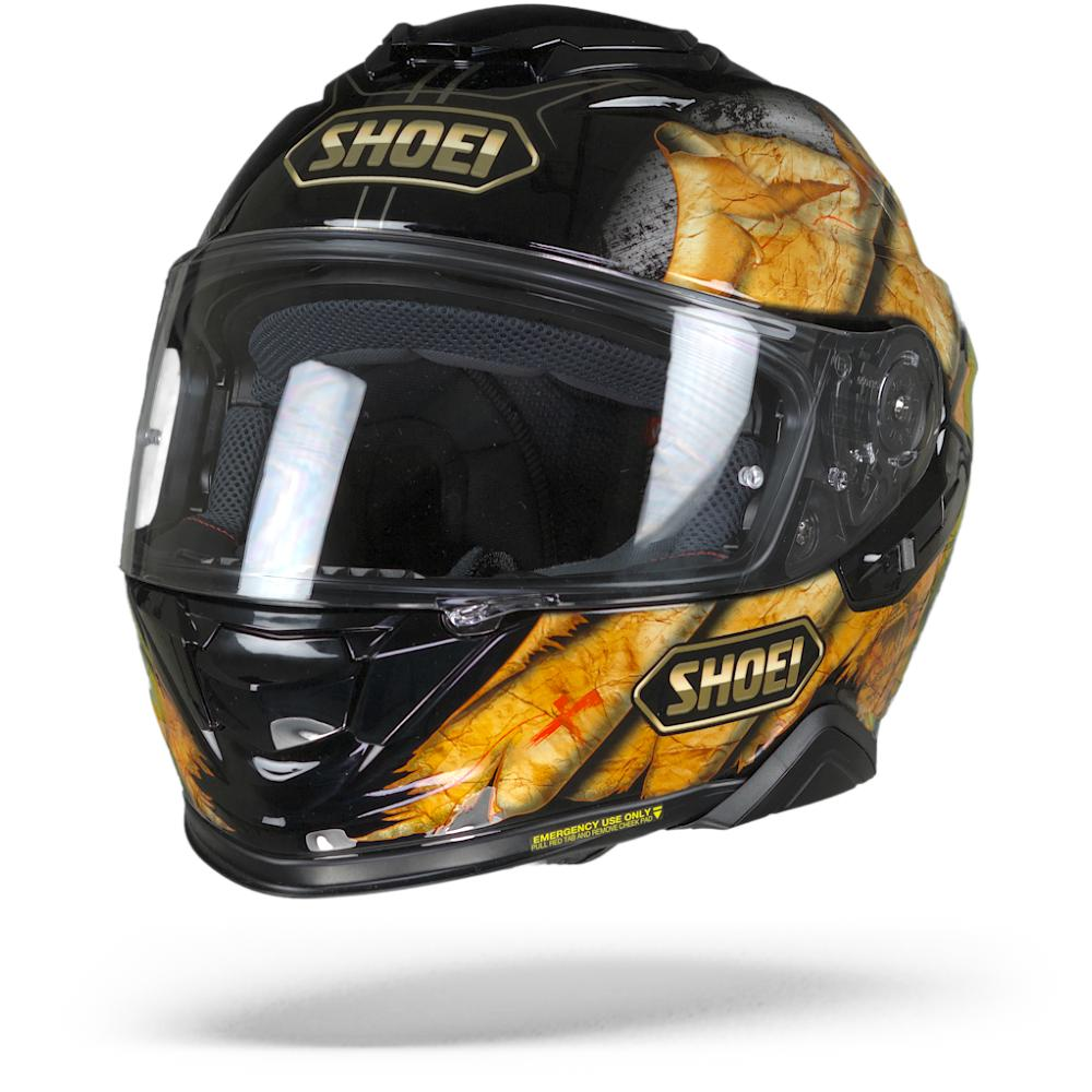 Shoei GT-Air II Deviation TC-9 Casco Integral Negro Marron XL