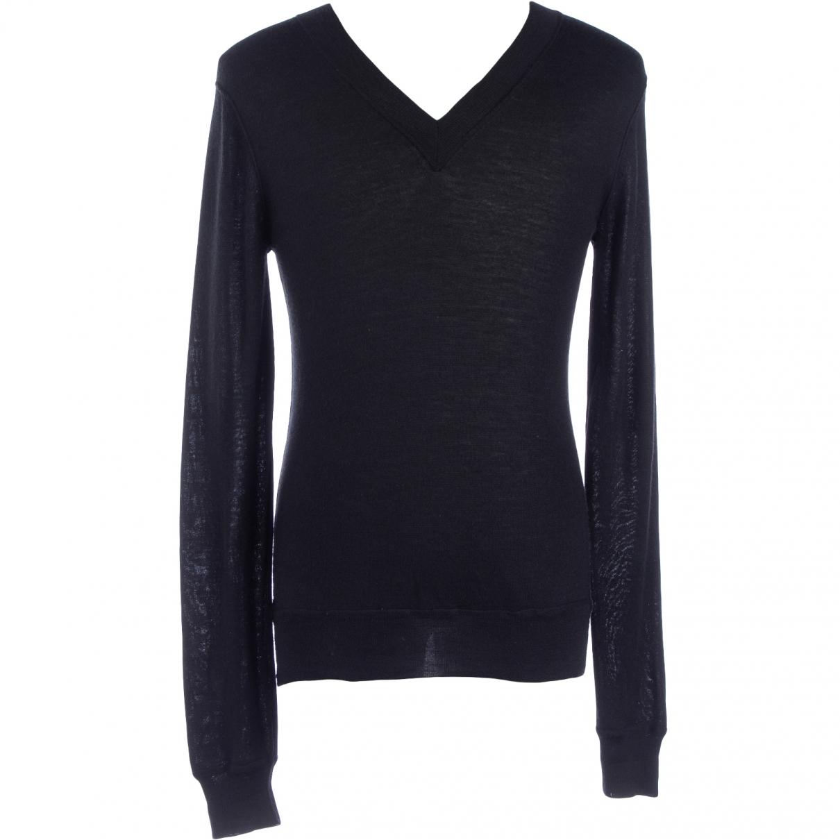 D&g \N Pullover.Westen.Sweatshirts  in  Schwarz Baumwolle