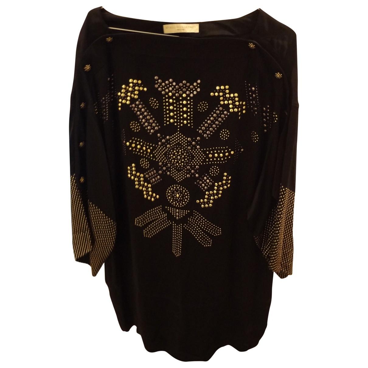Stella Mccartney \N Black dress for Women 42 IT