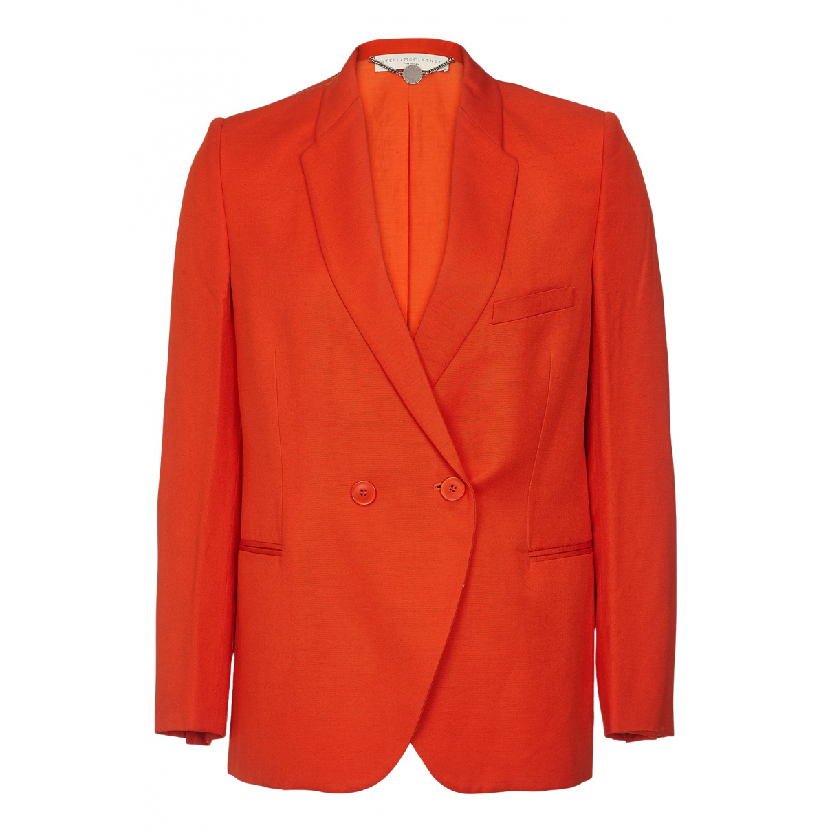 Stella Mccartney - Veste   pour femme - orange