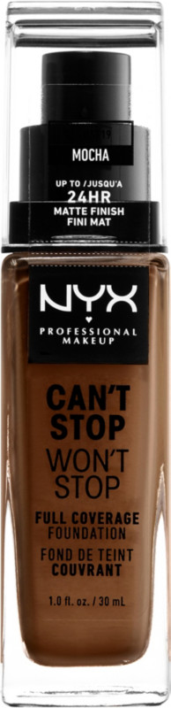 Can't Stop Won't Stop Foundation - Mocha (deep mocha w/ olive undertone)