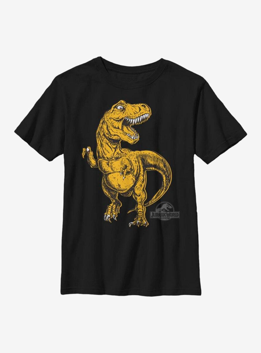 Jurassic World Dino Attack Youth T-Shirt