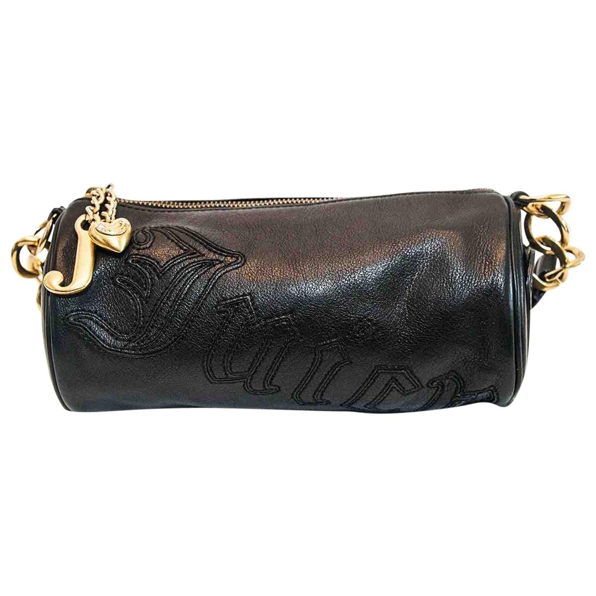 Juicy Couture - Sac a main   pour femme en cuir - noir