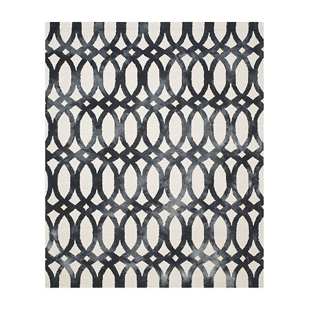 Safavieh Dip Dye Collection Maralyn Geometric Area Rug, One Size , Multiple Colors
