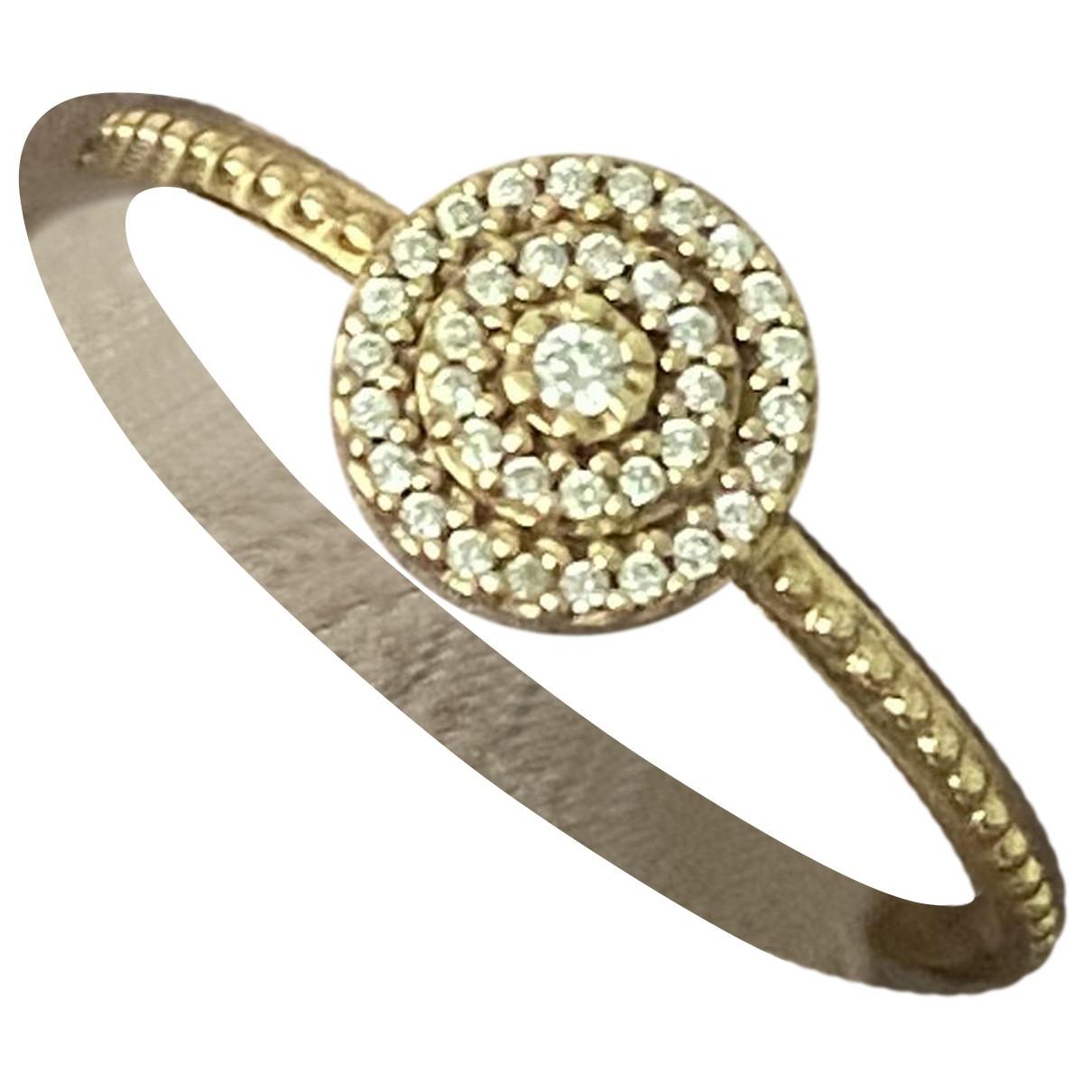 Pandora - Bague   pour femme en or jaune - dore