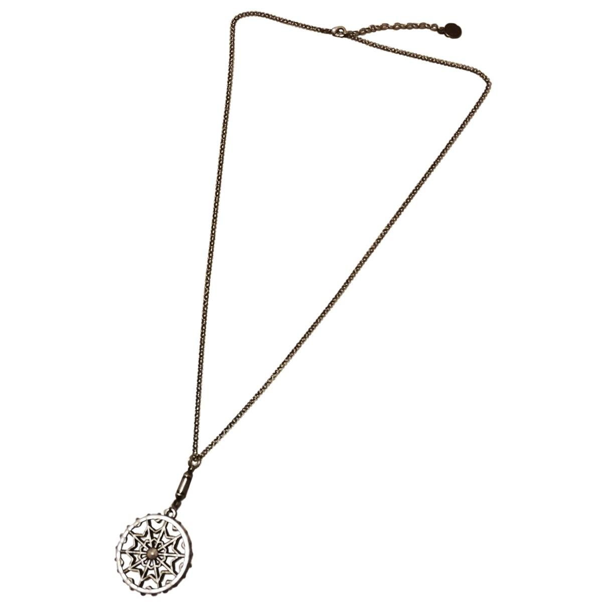Roberto Cavalli \N Halskette in  Silber Metall