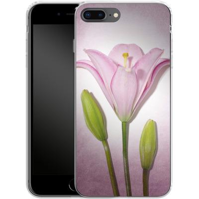 Apple iPhone 8 Plus Silikon Handyhuelle - Marfuschka III von Marie-Luise Schmidt