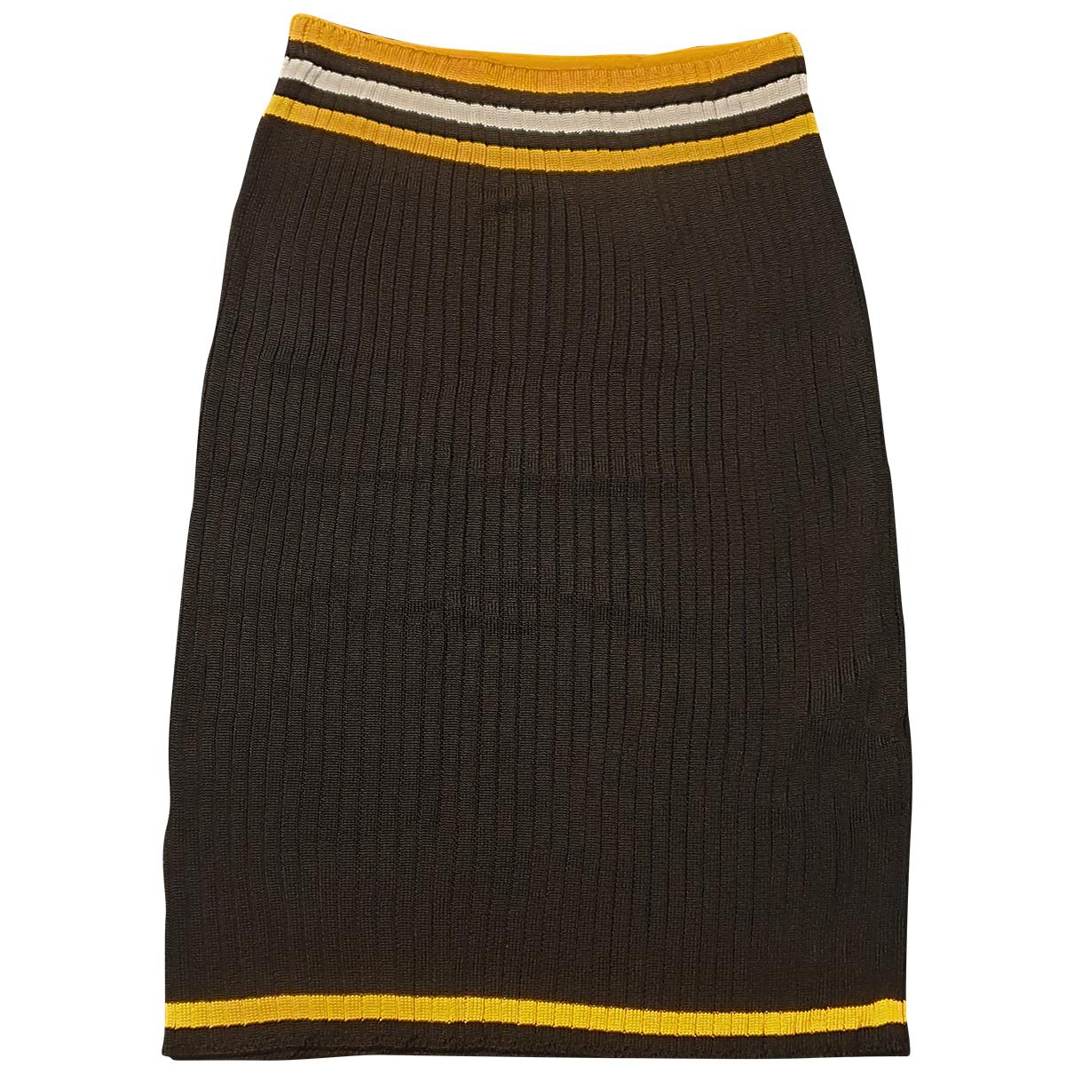 Prada N Black skirt for Women 38 FR