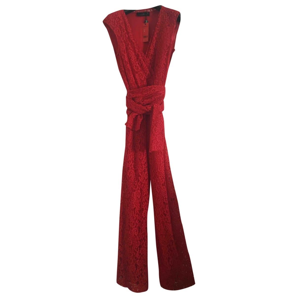 Carolina Herrera - Combinaison   pour femme - rouge