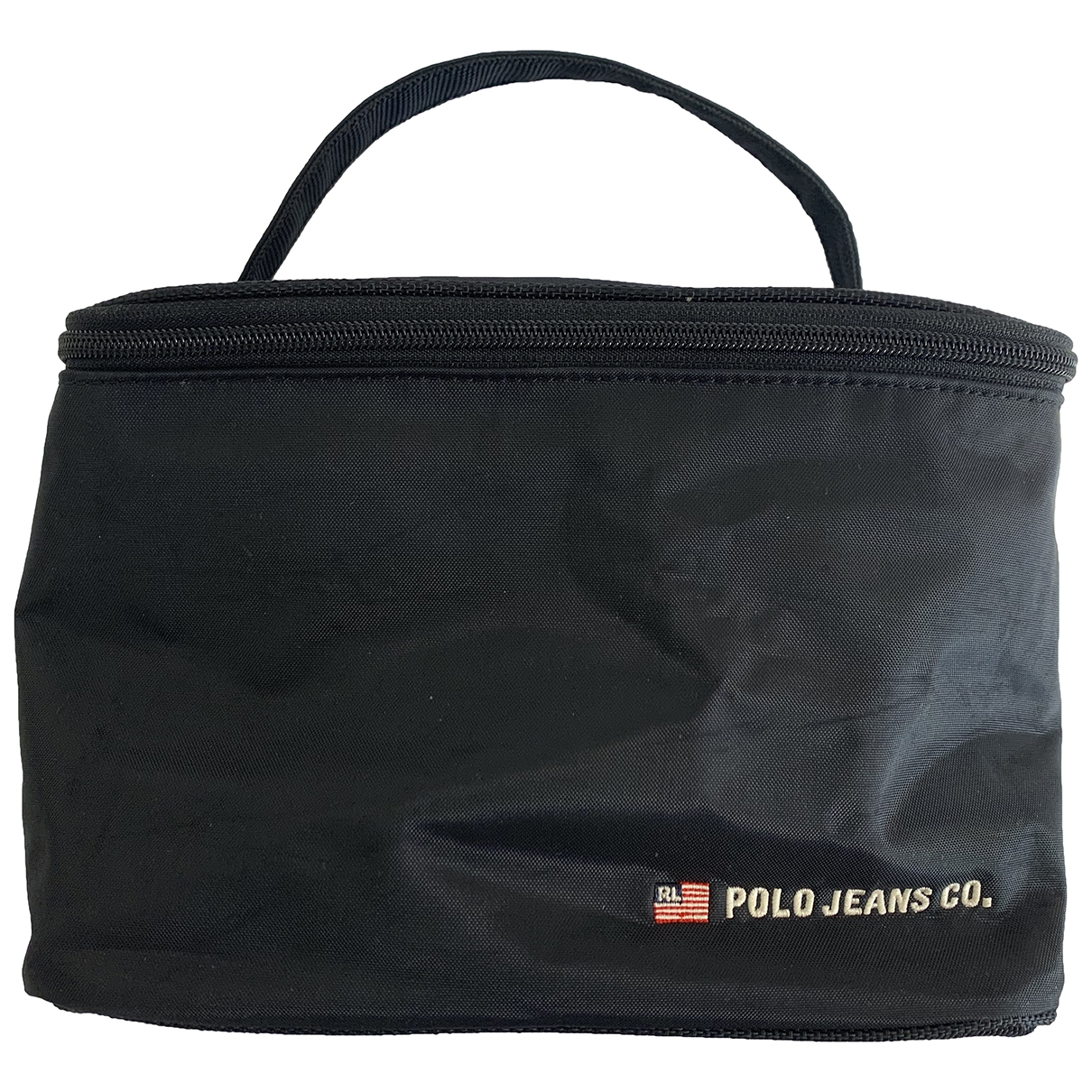 Polo Ralph Lauren - Sac de voyage   pour femme en toile - noir