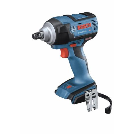 Bosch 18V EC Brushless 1/2 In. Impact Wrench with Friction Ring and Thru-Hole (Bare Tool)