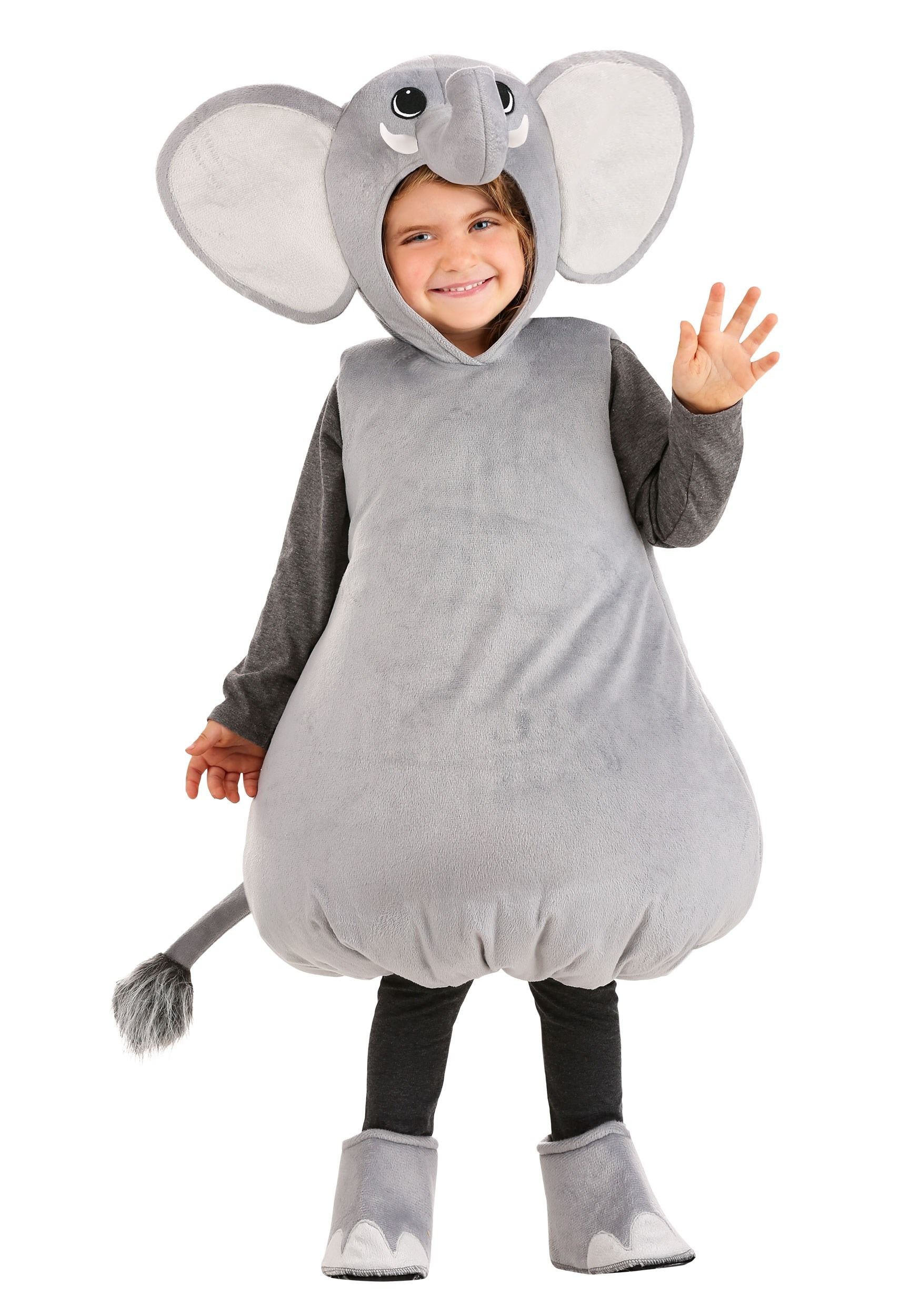 Bubble Elephant Costume for Toddlers