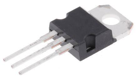 ON Semiconductor , BD244CG PNP Digital Transistor, 6 A 100 V dc, Single, 3-Pin TO-220 (10)
