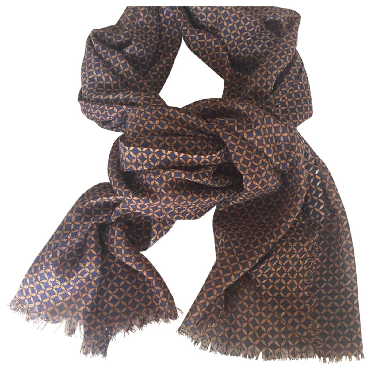 Non Signé / Unsigned \N scarf & pocket squares for Men \N