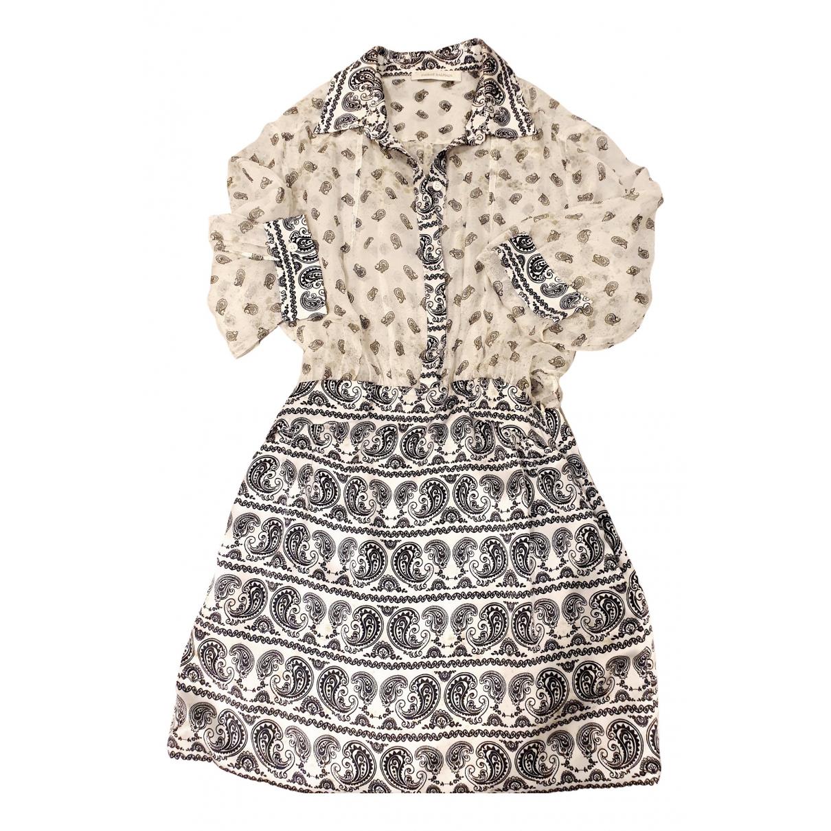 Pierre Balmain - Robe   pour femme en soie - multicolore