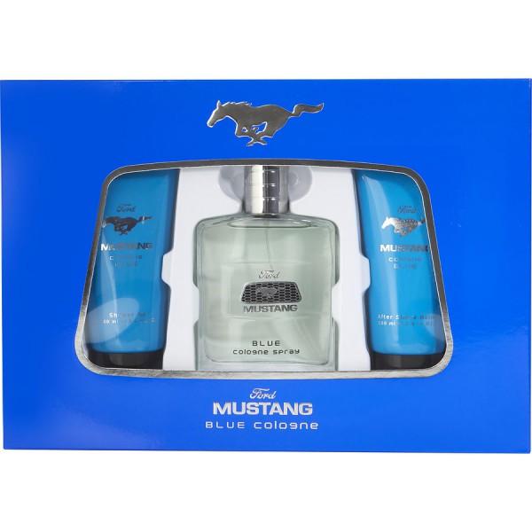 Ford Mustang Blue Cologne - Estee Lauder Estuche regalo 100 ml
