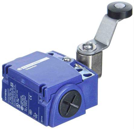 Telemecanique Sensors , Snap Action Limit Switch - Plastic, 1NC/1NO, Roller Plunger, 240V, IP66, IP67