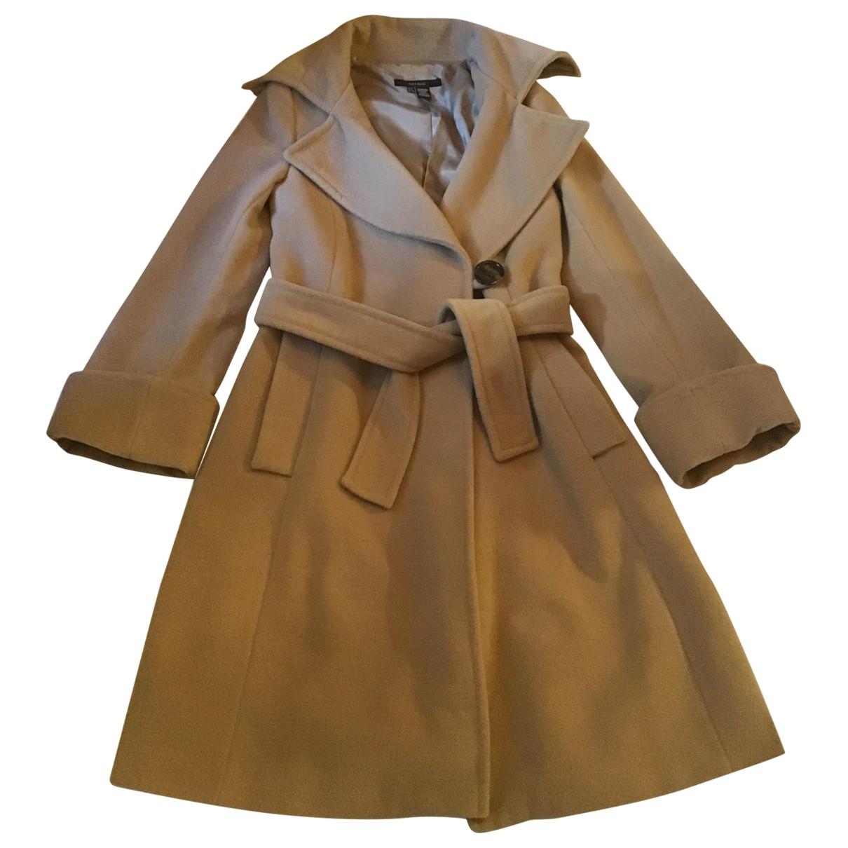 Zara - Manteau   pour femme - camel