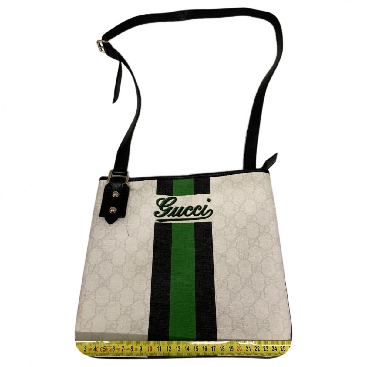 Gucci \N White Cloth handbag for Women \N