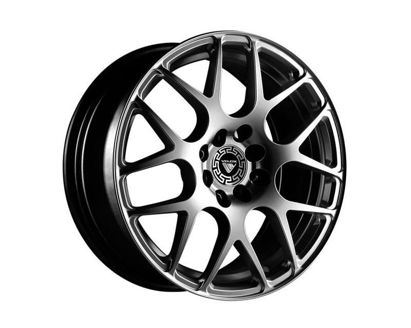 Velox Wheels 505052 Apex Wheel 20x8.5 5x1120 35 SLGLXX Euro Silver