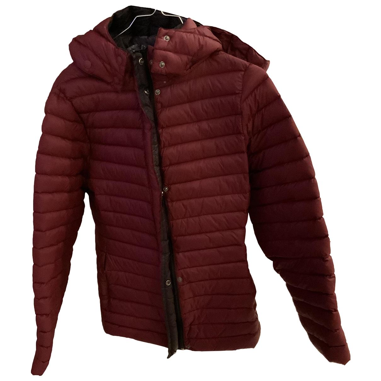 Gertrude \N Burgundy coat for Women 38 FR