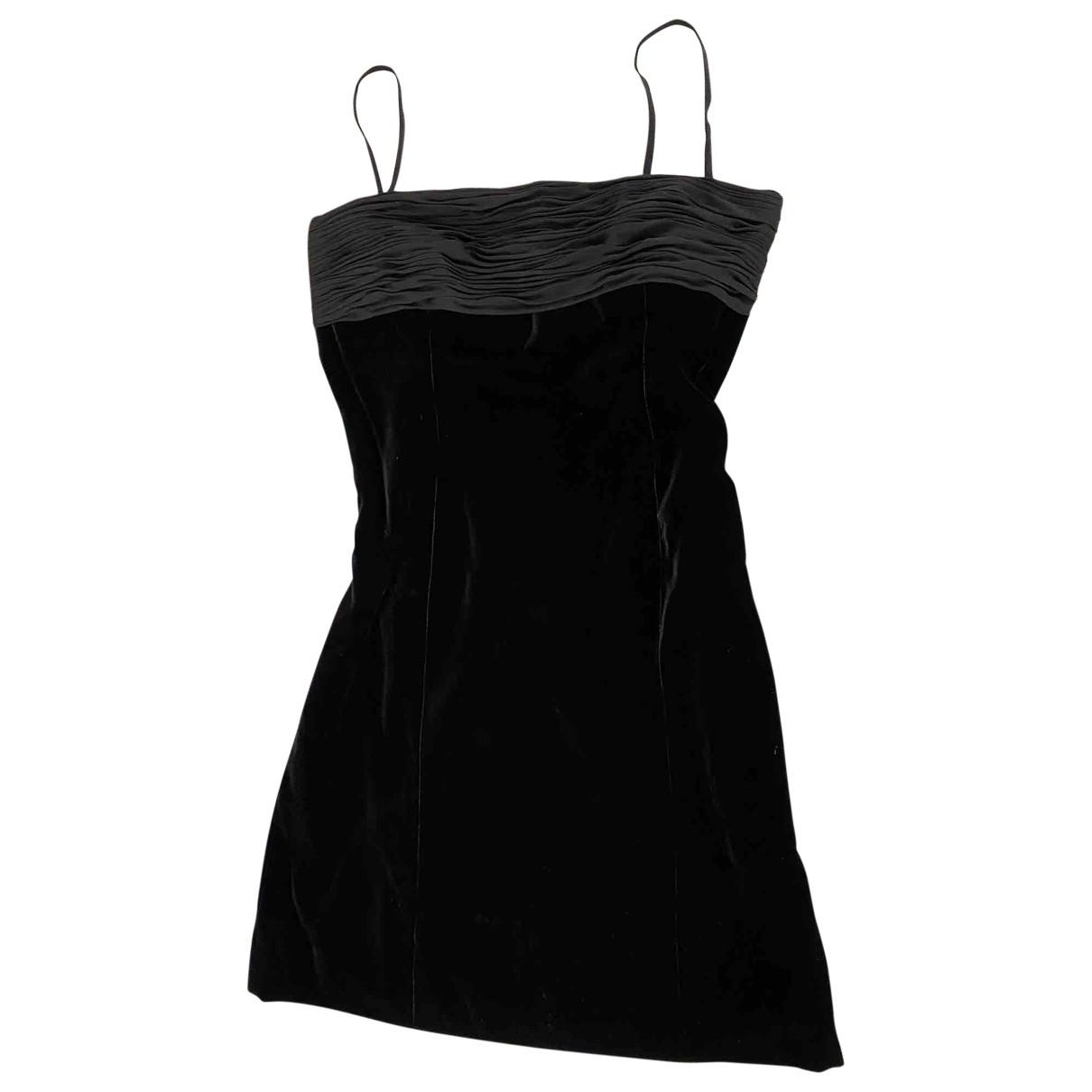 Mini vestido de Terciopelo Akris