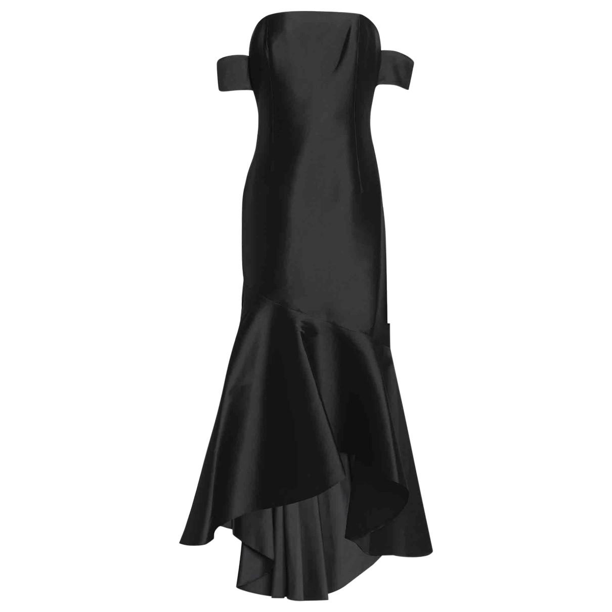 Sachin & Babi \N Kleid in  Schwarz Polyester