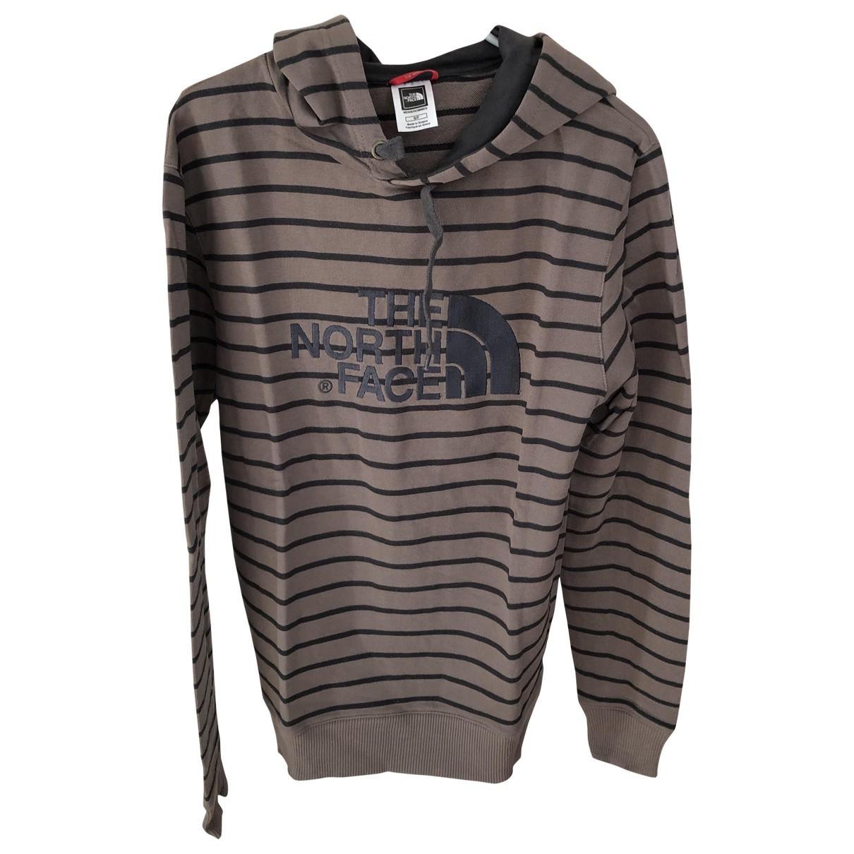 The North Face N Khaki Cotton Knitwear & Sweatshirts for Men S International