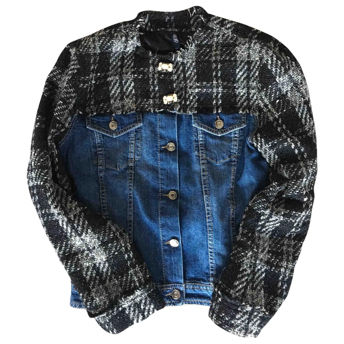 Liu.jo \N Blue Denim - Jeans jacket for Women M International