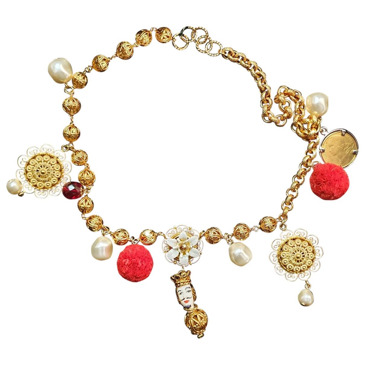 Collar Dolce & Gabbana