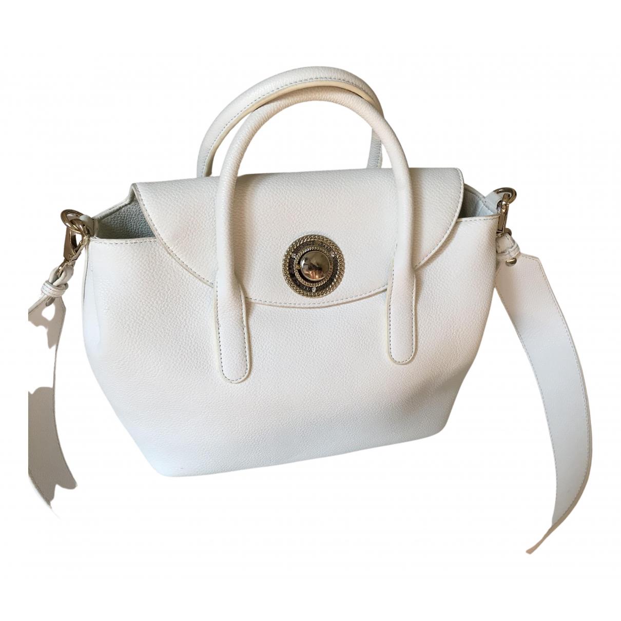Versace Jeans \N Handtasche in  Weiss Synthetik