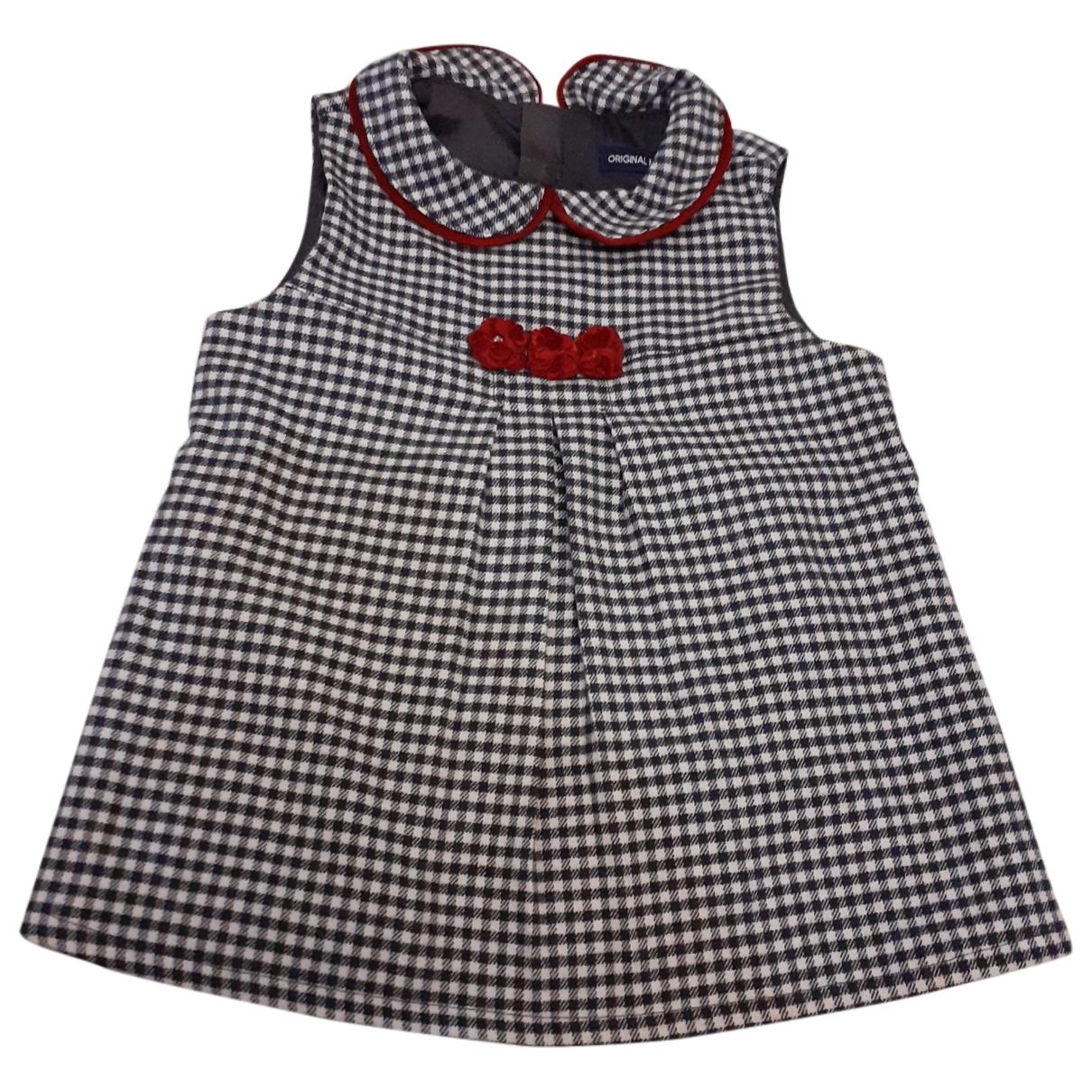 - Robe    pour enfant - multicolore