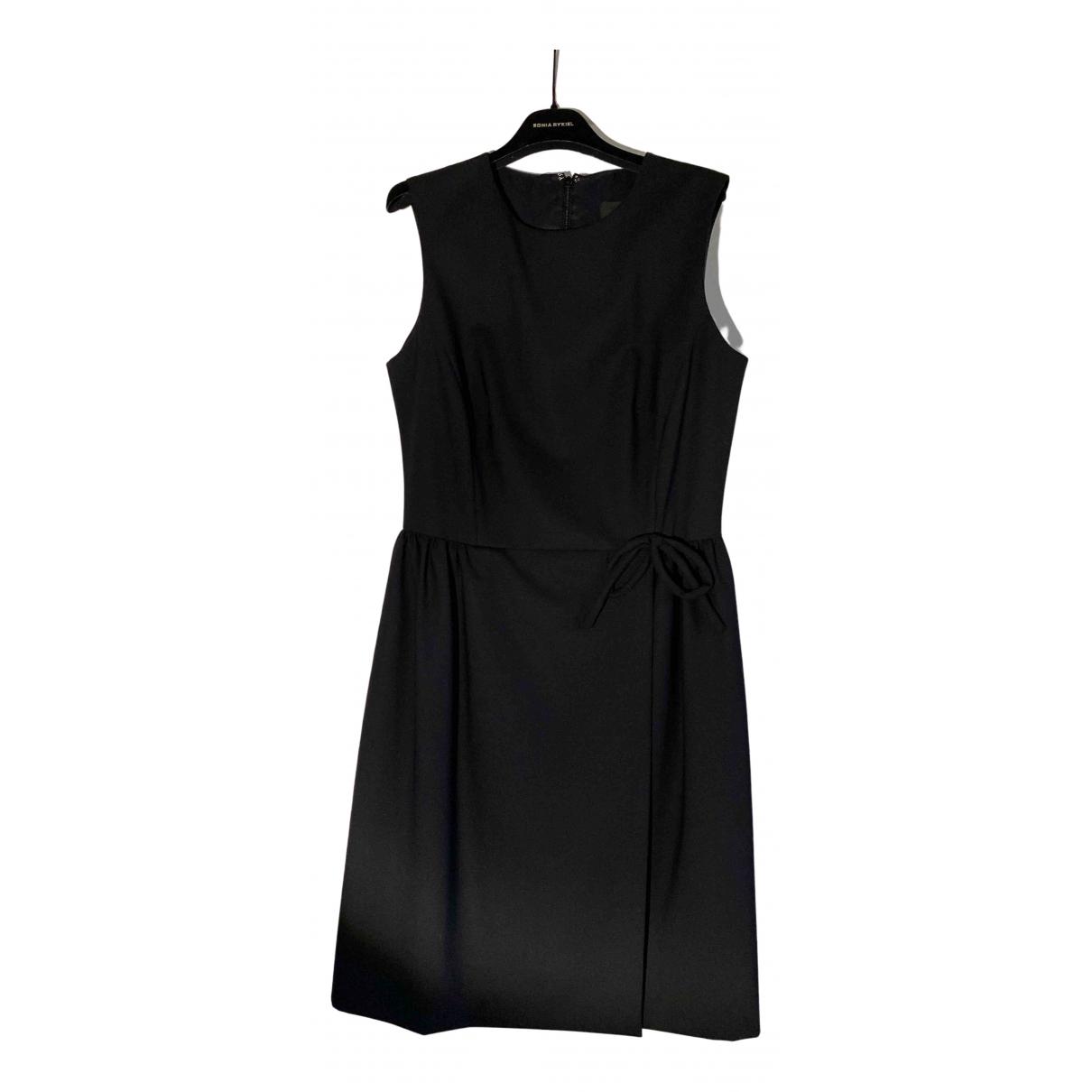 Paul Smith N Black Wool dress for Women 46 IT