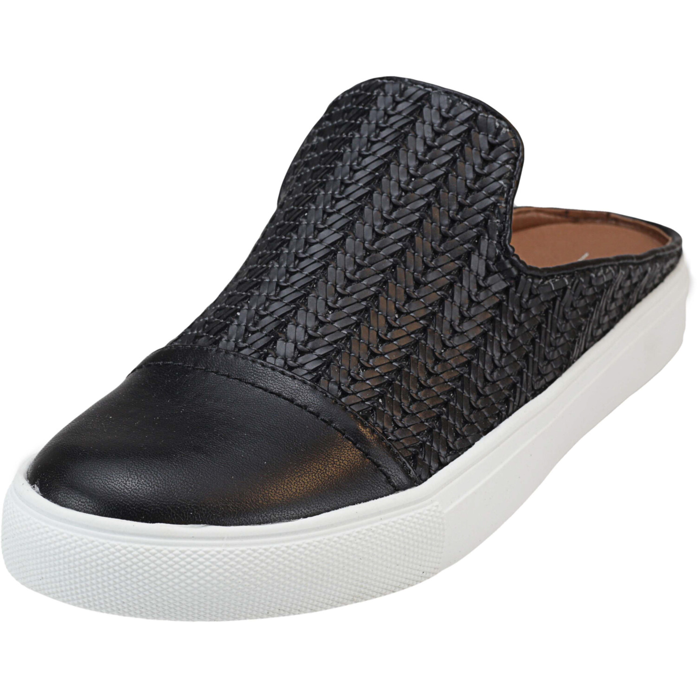 Report Women's Aleesha Black Slip-On Shoes - 6.5M