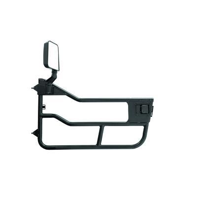 Bestop HighRock 4x4 Front Element Doors (Black Powder Coat) - 51807-01