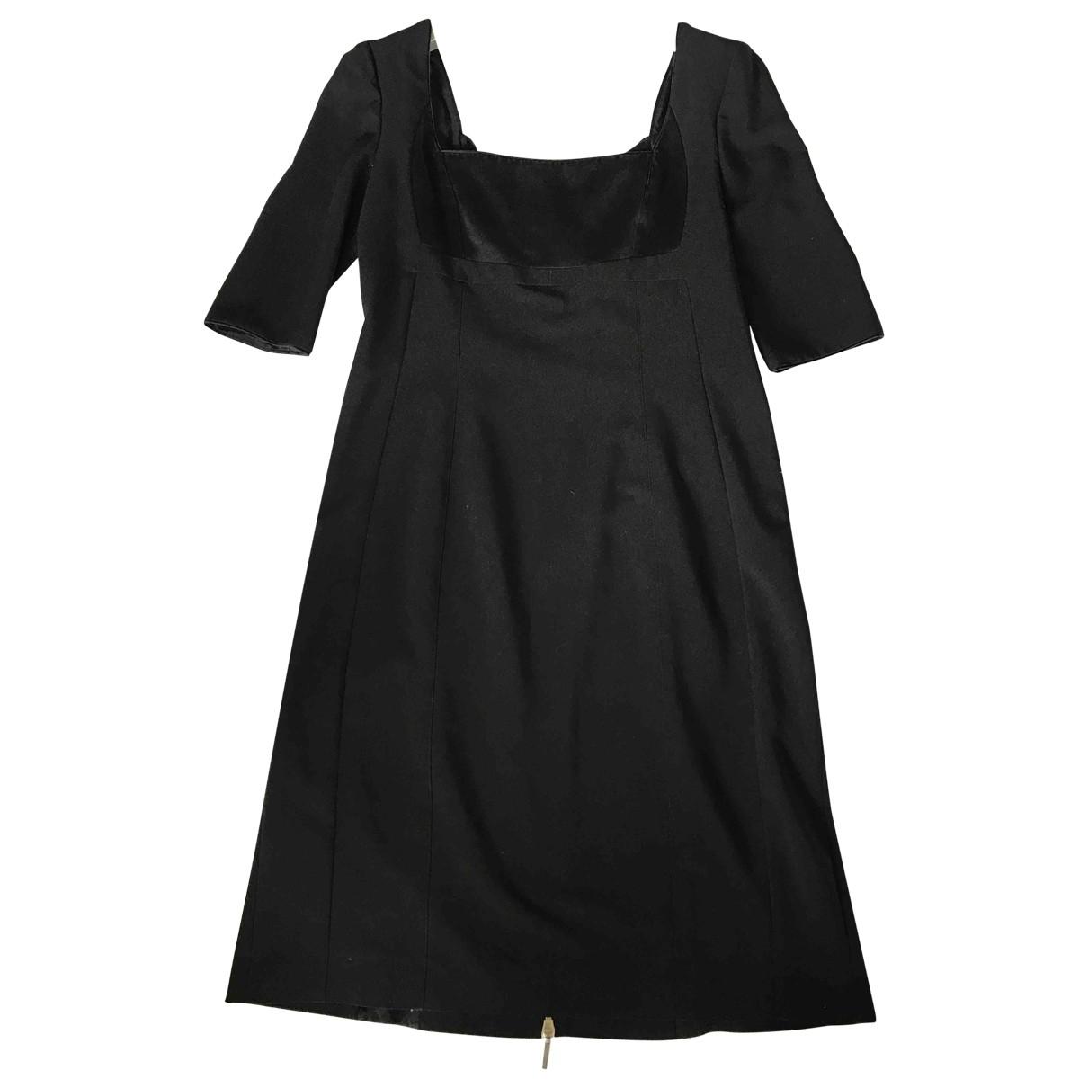 Philosophy Di Alberta Ferretti \N Black dress for Women 46 IT