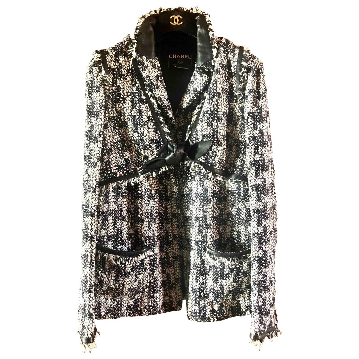 Chanel - Veste   pour femme en tweed