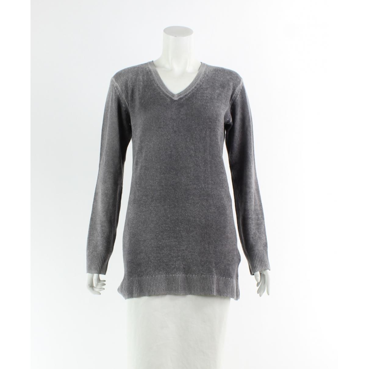 Jil Sander \N Jumpsuit in  Grau Wolle