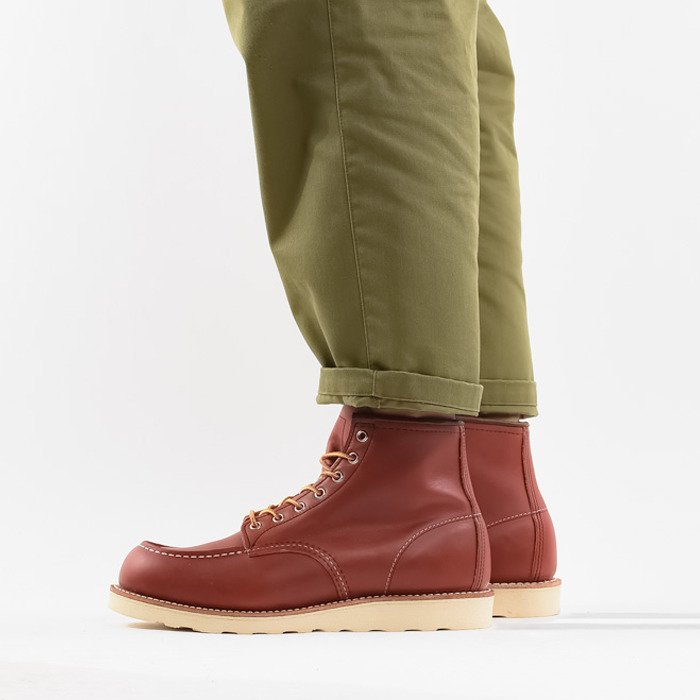 Red Wing Classic Moc 6 8131