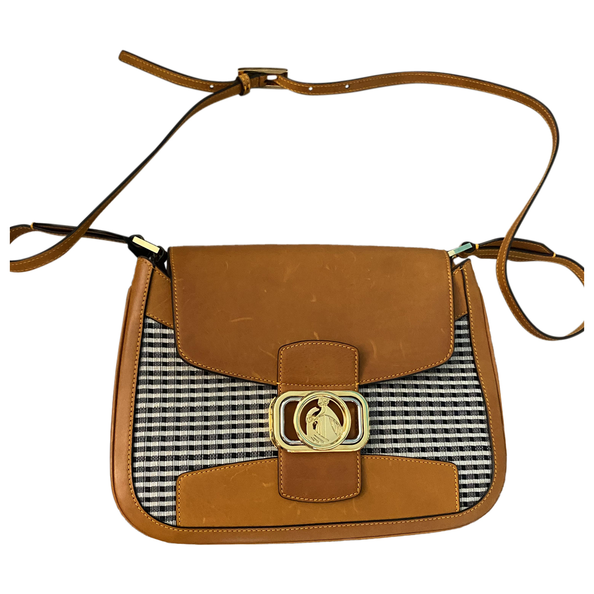 Lanvin N Multicolour Leather handbag for Women N