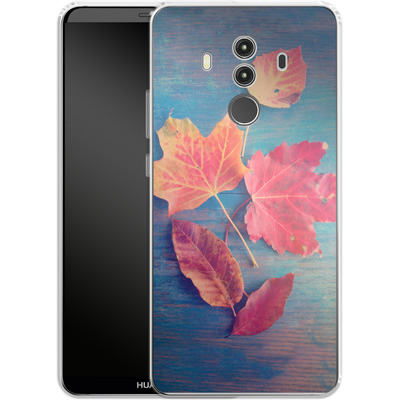 Huawei Mate 10 Pro Silikon Handyhuelle - The Colors Of Autumn von Joy StClaire
